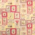 Tissu Yuwa 95% coton 108/110cm  shirting - 82