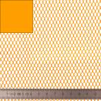 Tissu filet Mesh fabric orange - 40