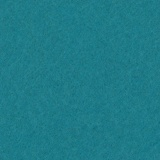 Feutrine 5u de 30/45cm bleu paon - 105