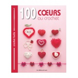 100 coeurs au crochet - 105