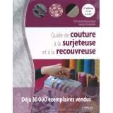Livre Couture à la surjeteuse et à la recouvreuse - 105