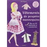 Livre Vêtements de Poupées Mannequins - 105