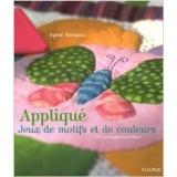 Livre appliqué - jeux de motifs et de couleurs - 105