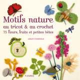 Livre motifs nature au tricotet au crochet - 105