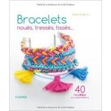 Bracelets noués,tressés,tissés - 105