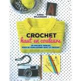 Livre Crochet haut en couleurs - 105