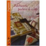 Livre patchwork pochoir et scrap - 105