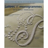 Livre lettres et monogrammes de la maison malbranc - 105