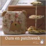 Livre ours en patchwork - 105