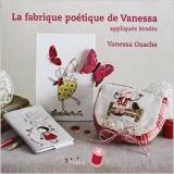 Livre la fabrique poétique de vanessa - 105