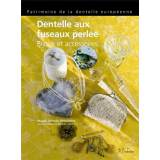 Dentelle aux fuseaux perlée - 105