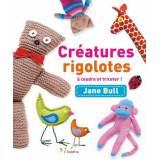 Créatures rigolotes à coudre et tricoter - 105