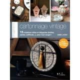 Cartonnage vintage - 105