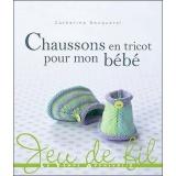 Livre Chaussons en tricot pour mon bébé - 105