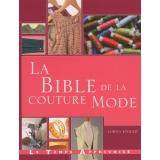 Livre La bible de la couture mode - 105
