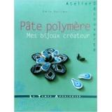 Livre pate polymere mes bijoux createurs - 105