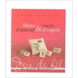 Livre mots d'amour & mots d'esprit - 105