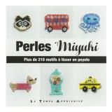Perles miyuki - plus de 210 motifs à tisser - 105