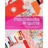 Livre Patchworks& quilts 20 plaids - 105