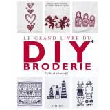 Le grand livre du diy broderie - 105