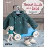 Livre Tricot facile pour bébé - 105