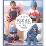 Tricoter pour bébé au fil des saisons - 105