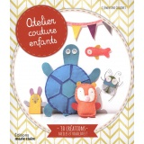 Livre Atelier couture enfants - 105