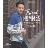 Livre Tricot hommes 25 modèles à tricoter - 105
