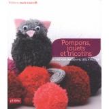 Livre pompons, jouets et tricotins - 105