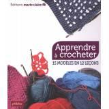 Livre Apprendre a crocheter - 105