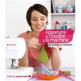 Livre Apprendre à coudre à la machine - 105
