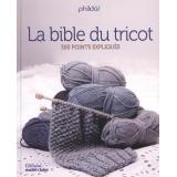 Livre La blible du tricot - Marie Claire - 105
