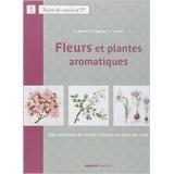 Livre fleurs et plantes aromatiques - 105