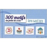 300 motifs au point de croix-home sweet home - 105