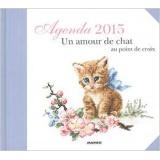 Agenda 2015 un amour de chat - 105