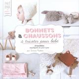 Livre Bonnets & chaussons à tricoter pour bébé - 105