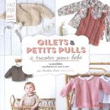 Livre Gilets & petits pulls à tricoter pour bébé - 105