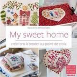 My sweet home créations à broder pt de croix - 105