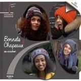 Livre Bonnets et chapeaux au crochet - 105