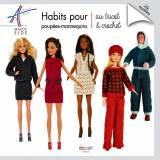 Habits pour poupées -mannequins - 105