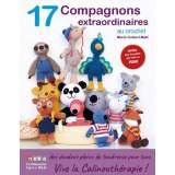 Livre 17 compagnons extraordinaires au crochet - 105