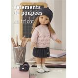 Livre Vêtements de poupées au tricot - 105