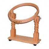 Tambour de table avec socle 25cm - 105