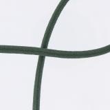 Cable élastique 5mm vert foncé