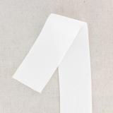 Bande élastique 2 sens 60mm blanc