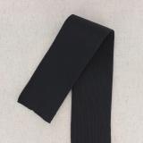 Bande élastique 2 sens 60mm noir