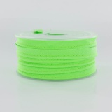 Passepoil 20mm coton fluo vert