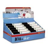 Display fil tout coudre 250m noir&blanc - 149