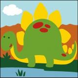 Kit stegosaure - 150