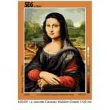Canevas 45/60 antique - 150